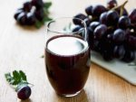 Beauty Benefits Grape Juice