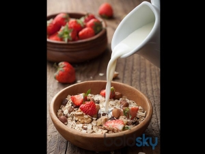 Oatmeal With Fruits Weight Loss Recipe