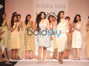 Lfw 2014 Nishka Lulla S Summer Collection
