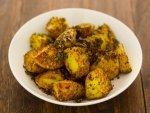 Tangy Masala Aloo Recipe