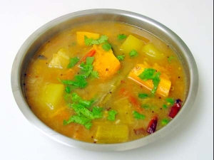 Mango Sambar A Popular South Indian Sambar Variety