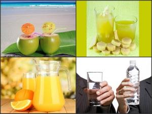 Healthy Summer Drink Recipes