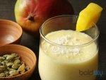 Dry Fruit Mango Lassi Traditional Punjab Recipe