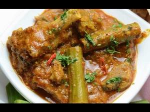 Mutton Drumstick Dalcha Ramzan Special