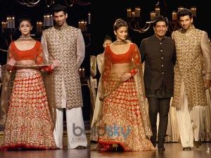 Icw 14 Alia Bhatt Walks Manish Malhotra