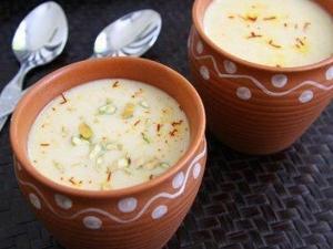 Basundi Special Sweet Recipe Eid