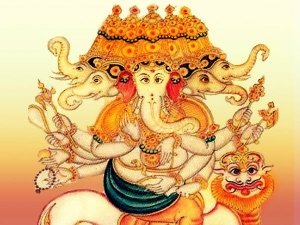 32 Different Forms Ganapati