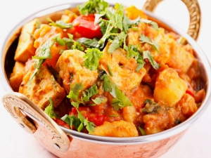 Pumpkin Curry Meal Special