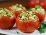Stuffed Tomatoes Tasty Dish