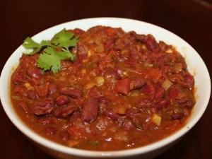 Punjabi Style Rajma Recipe