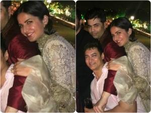 Priyanka Chopra Katrina Deck Up For Arpita Khan S Wedding