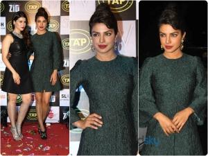 Priyanka Chopra Looks Beauty Dolce Gabbana