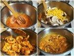 Creamy Mushroom Corn Cashew Curry Recipe Lunch