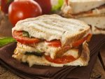 Angy Cheese Grilled Tomato Sandwich Recipe Breakfast
