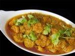 Marathi Prawn Curry