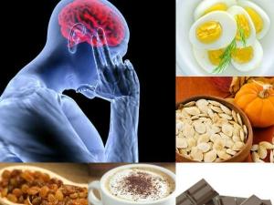 Healthy Foods Boost Brain Power