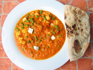 Butter Paneer Delicious Dish