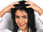 Homemade Natural Oils Damaged Hair