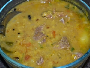 Mutton Dalcha Tasty Healthy