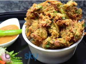 Delectable Vegetable Pakora Recipe