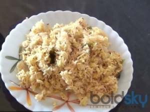 Protein Rich Toor Dal Rice Recipe