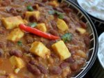 Mouth Watering Paneer Rajma Curry Recipe