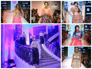 Top 26 Celebrities Walk The Lfw 2015 Summer Ramp