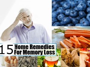 Home Remedies Memory Loss