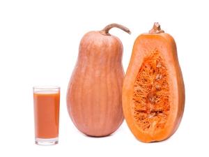 Beauty Benefits Pumpkin Juice