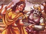 The Story Bhasmasura