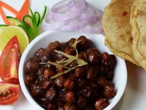 Yummy Pindi Channa Recipe