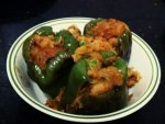 Delicious Aloo Stuffed Capsicum Recipe Step Step