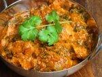 Andhra Style Spicy Chicken Gravy Reciep