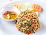 Herb Fried Rice Recipe Better Health Telugu Vantalu