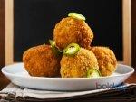 Iftaar Special Chicken Cheese Pakora Telugu Vantalu