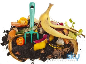 Pamper Your Plants With Banana Peels