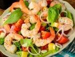 Bangkok Prawn Salad Recipe Telugu Vantalu