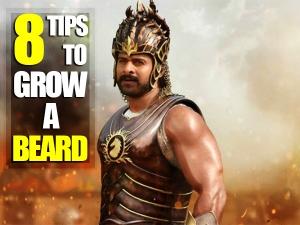 Eight Tips Grow Beard Faster Beauty Tips Telugu