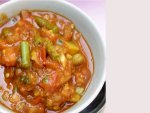 Pressure Cooked Vegetable Curry Recipe