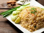 Special South Indian Fried Rice Recipe Telugu Vantalu