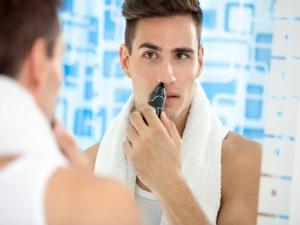 Ways Men Trim Nose Hair Beauty Tips Telugu
