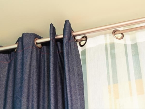 Creative Ways Hang Curtains