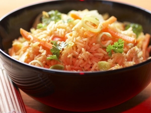 Meat Buttery Rice Recipe