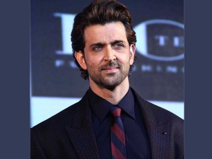 Hrithik Roshan Turns Home Stylist With Dctex