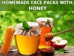 Homemade Face Packs With Honey