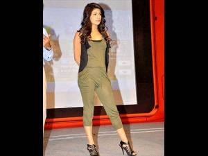 Priyanka Chopra Fancies Jumpsuits