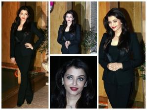 Aishwarya Rai S Hot Pics With Her Makeup Artists Telugu