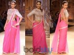 How Choose Sari If You Are Thin Saree Tips Slim Girls Whic