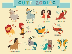 What Does Your Zodiac Sign Reveal About Your Innermost Thoug