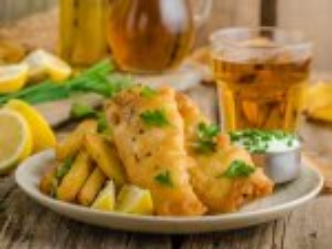 Crunchy Yummy Fish Chips Recipe